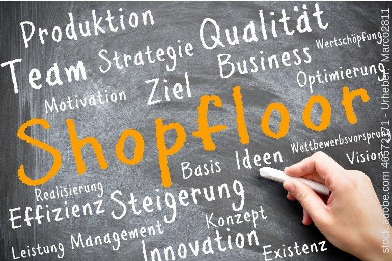 Shopfloor Management - Alle Tipps auf einen Blick